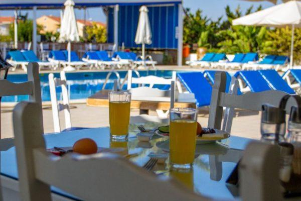 Family hotel in Larnaca