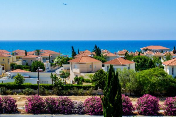 Beach hotel in Larnaca