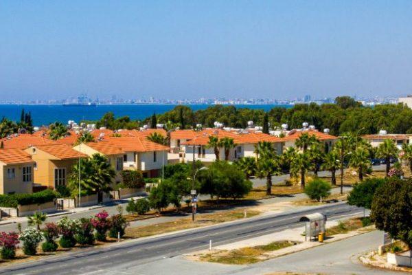 Beach hotel in Cyprus