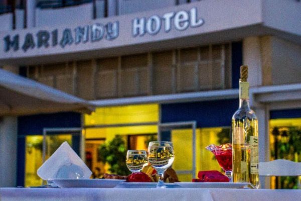 Hotel with rooms for disabled persons Larnaca